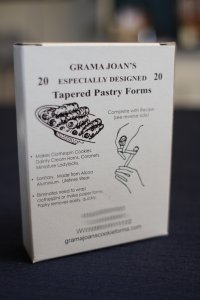Grama Joans Cookie Forms